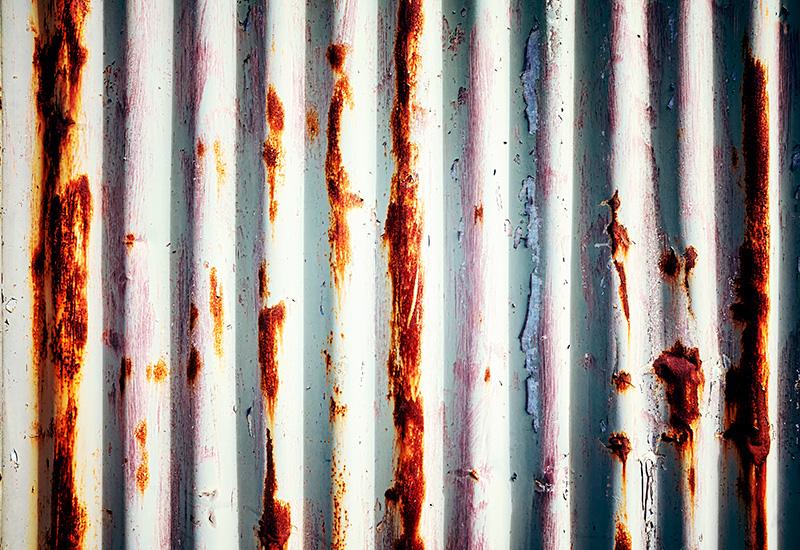 Detectores de metales de pared